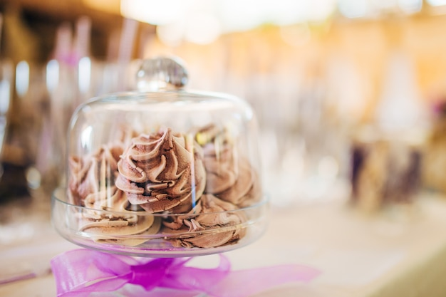 おいしい結婚披露宴のキャンディーバー