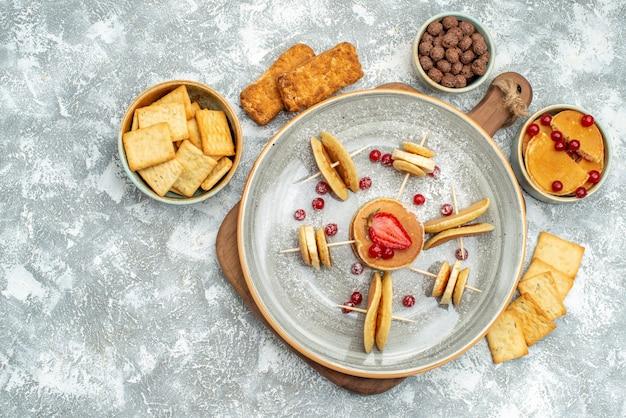Delightful tasty dessert for celebration