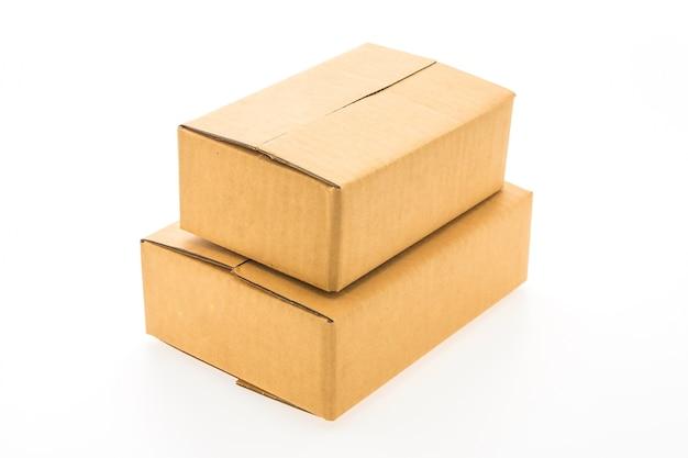 배달 포스트 운송 선물 상자