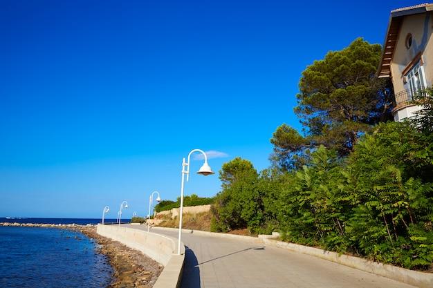 Denia marineta casiana beach of las rotas