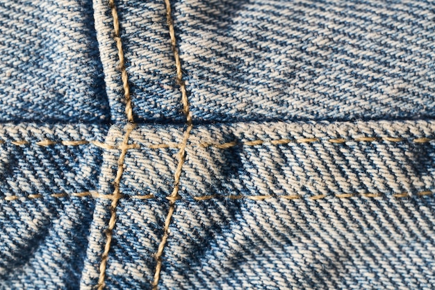 Denim texture and background