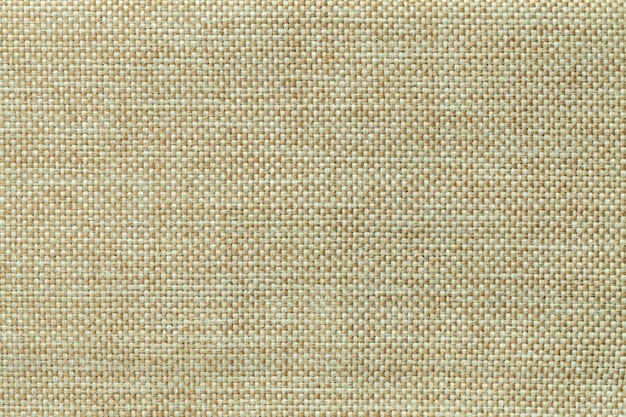Dense woven bagging fabric