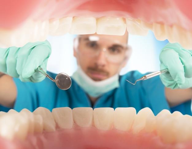 Проверка стоматолога