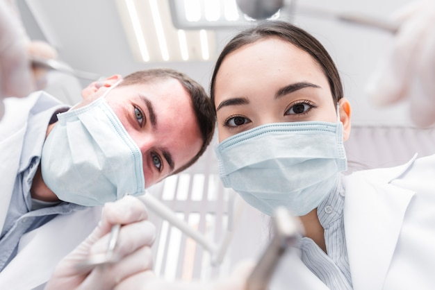 Dentists from perspective of patient
