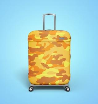 Desert suitcase