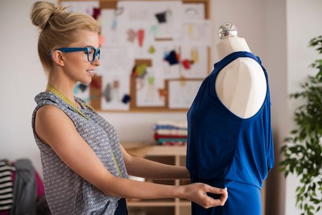Дизайн - ее хобби и работа