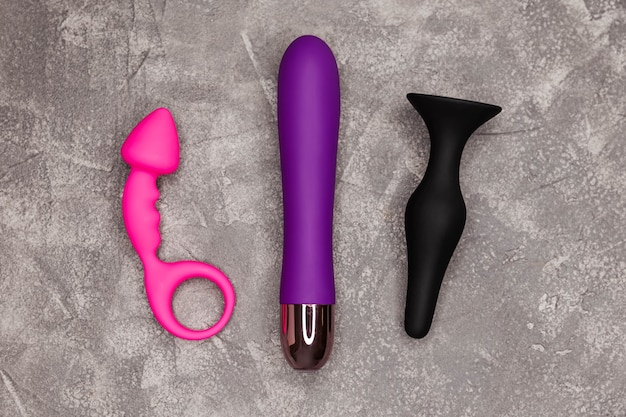 Design minimal dildo vibrator for clitoris bdsm top view of vibrators