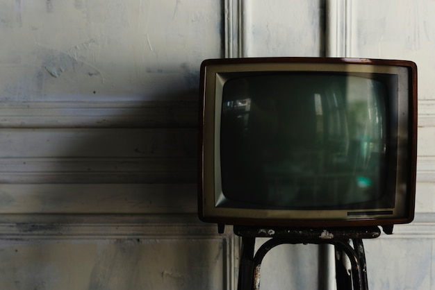 Design space on television monitor