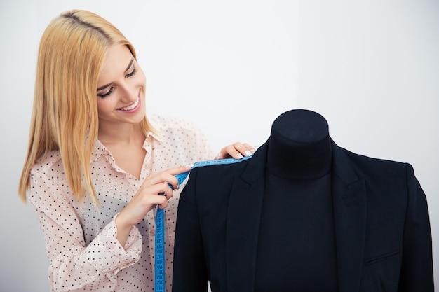 Дизайнерская измерительная куртка