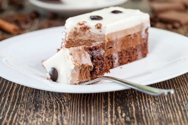 デザートケーキ
