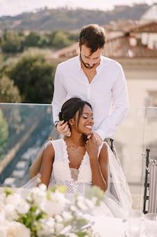 Место проведения изысканной свадьбы во флоренции, италия