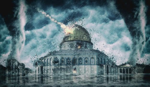 Destruction apocalypse israel (jerusalem)