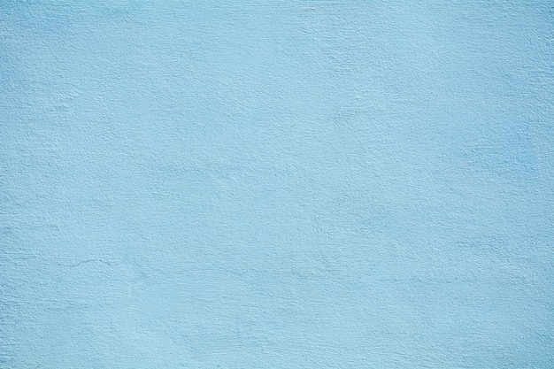 Detail of blue concrete wall texture background