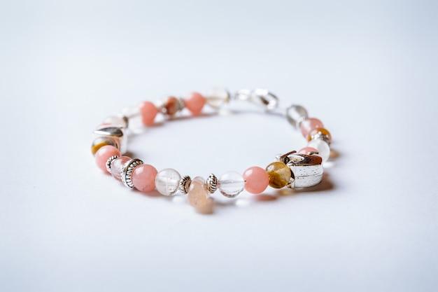 Detail of a bracelet