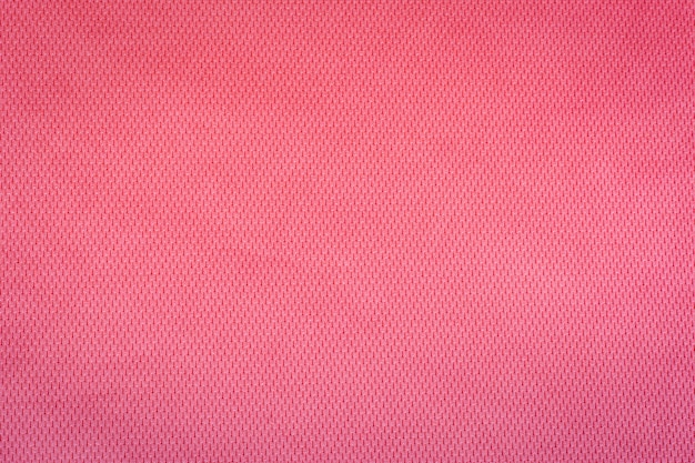 Detail of empty fabric textile texture background