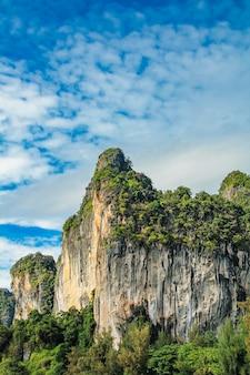 タイのライレイビーチからの詳細