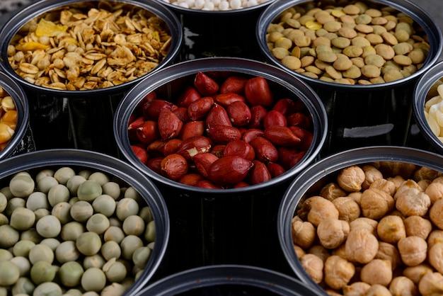家庭用穀物貯蔵の詳細