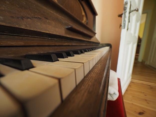ピアノの鍵盤鍵盤の詳細