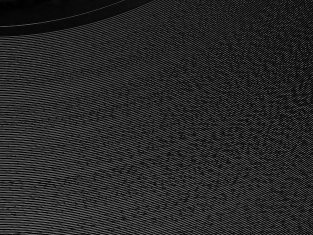 レコード溝の詳細