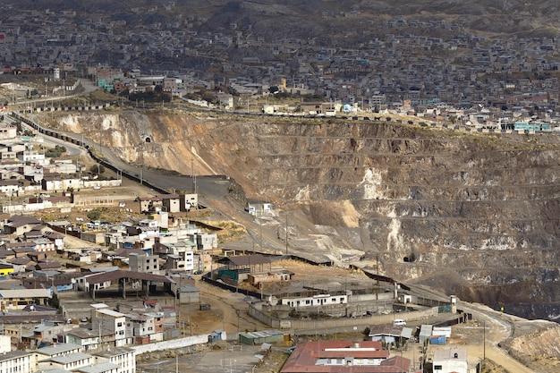 パスコ市の露天掘りの詳細