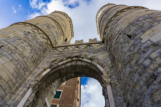 イタリア、ジェノヴァのポルタソプラナの詳細