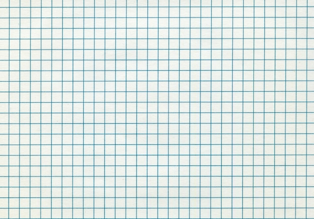 Detailed blank math paper pattern background