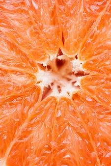 Detailed grapefruit background