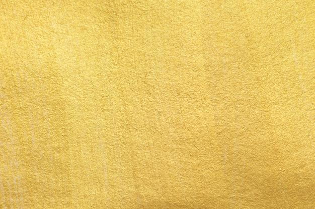 ゴールドテクスチャ抽象的な背景の詳細。