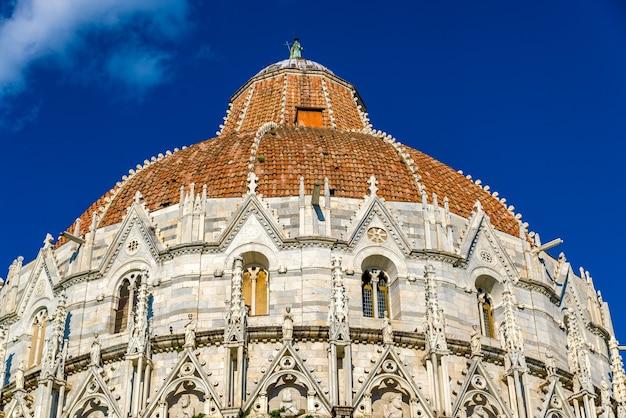 セントジョンのピサ洗礼堂の詳細-イタリア