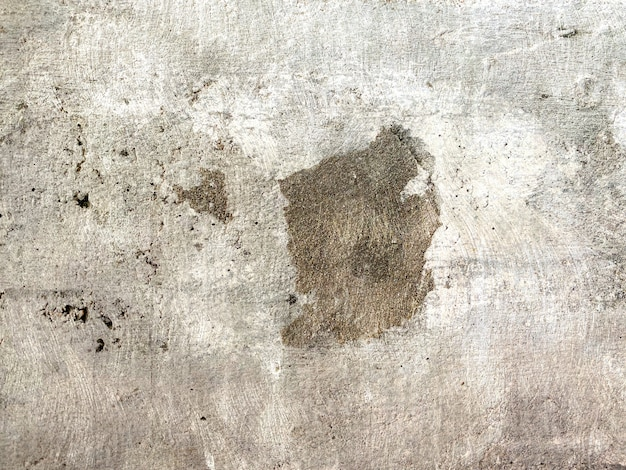 Details of a plain grunge concrete of wall