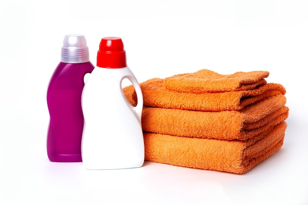 Моющее средство и полотенца