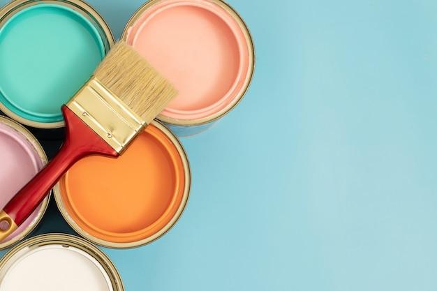 あなたの部屋の雰囲気を設定するために塗装する部屋の機能を決定します