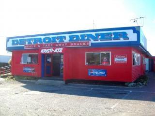 The detroit diner