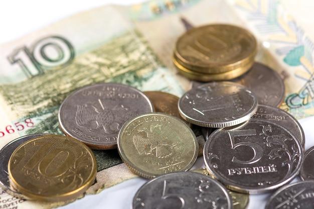 ロシア通貨の切り下げ