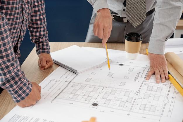 建設プロジェクトの開発