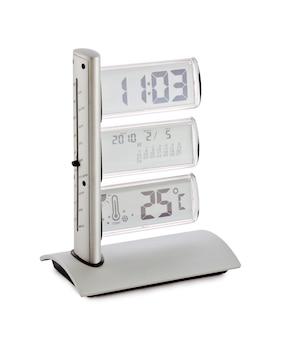 時間と温度を示すデバイス