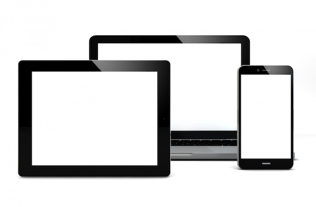 Devices mock-up