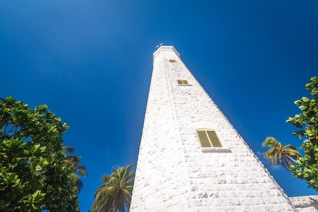 マタラ、スリランカのdewundara灯台