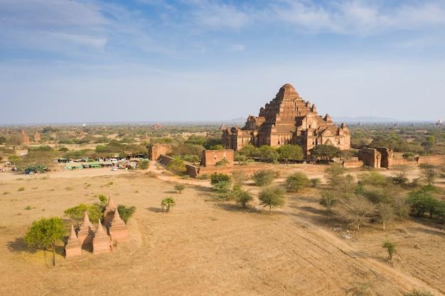The dhammayan gyi temple