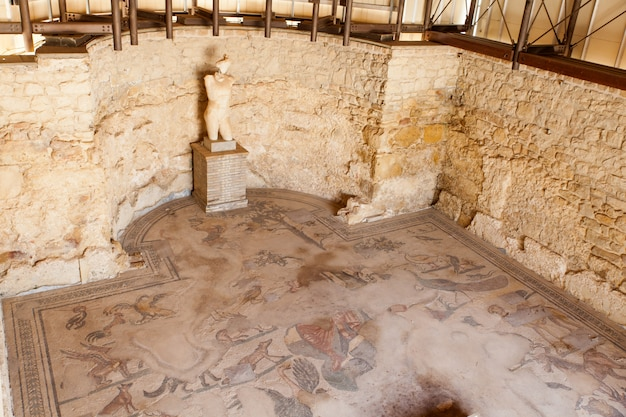 Diaeta of orpheus room, villa romana del casale, piazza armerina