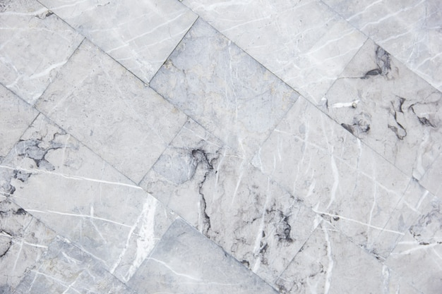 Диагональный дизайн напольной плитки из серого мрамора