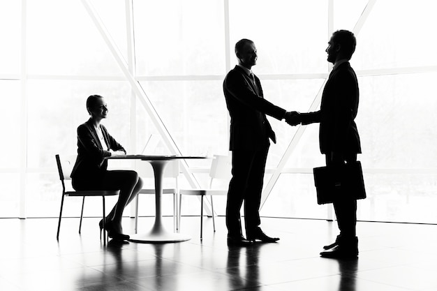 Диалог между руководителями