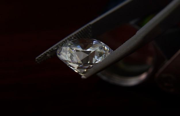 보석용 다이아몬드