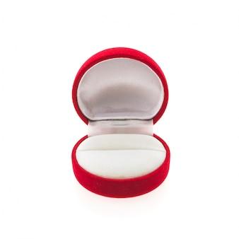 Diamond ring box