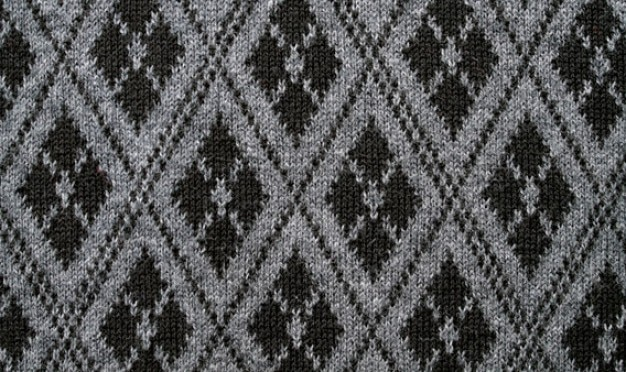 Diamond sweater with 5 colors