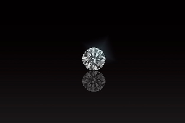 다이아몬드는 귀중하고 비싸며 드물다