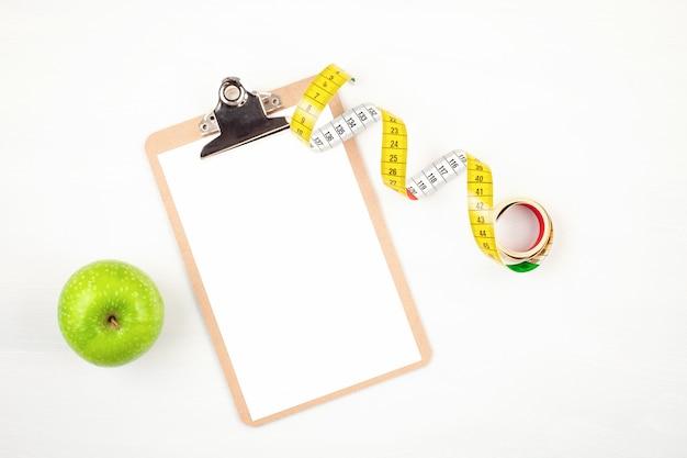 食事療法、減量および適性の計画
