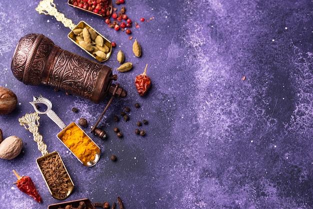 다른 아시아 또는 인도 향신료