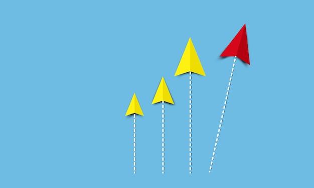 Концепция различных идей роста бизнеса