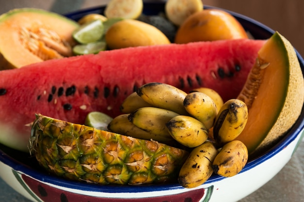 さまざまな果物